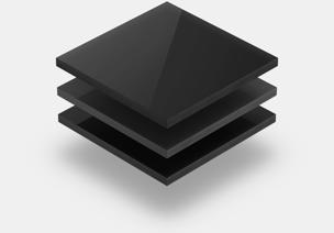 Engineering plastics grey