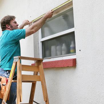 Polycarbonat - Vorsatzfenster