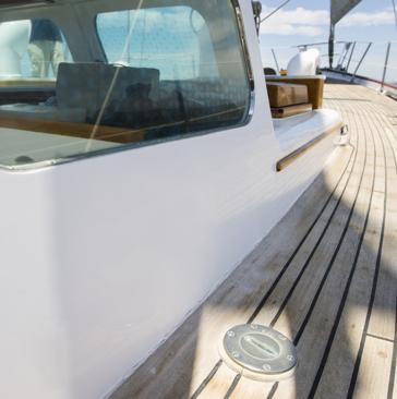 Polycarbonate - boat windows